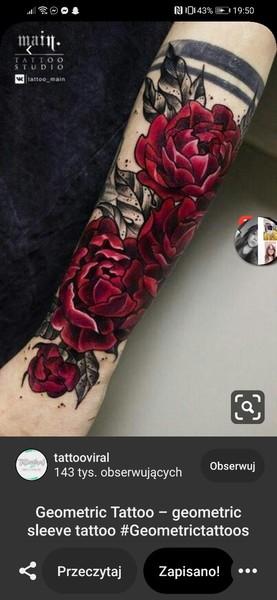 Macie jakieś tatuaze Albo macie w planach Wstawcie jakieś ciekawe wzory