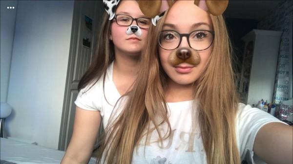 Bild mit besten Freundin