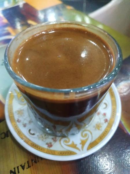 قهوتك اي