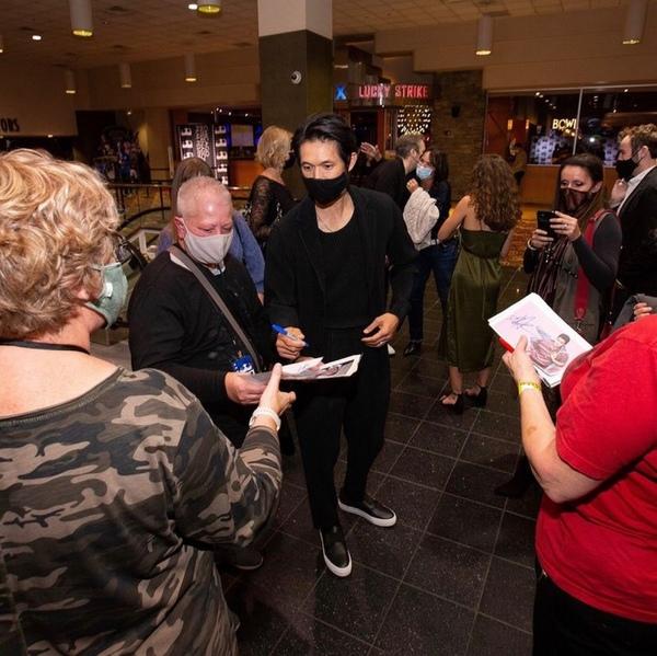 news  Harry w czwartek podczas Chicago International Film Festival