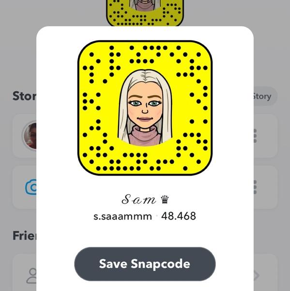 Wie heißt du auf Snapchat