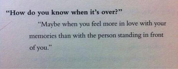 Wie lange dauert es um jemanden zu vergessen den man liebt