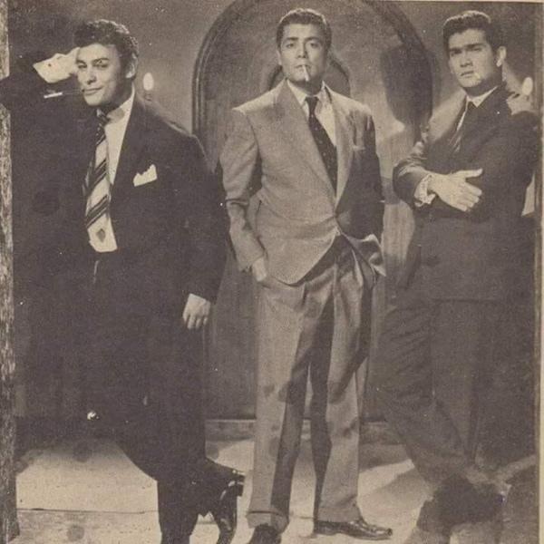 Bad boys in 60s