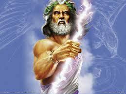 Gdyby okazało się że na świecie istnieją bogowie pokroju greckich a Ty należysz