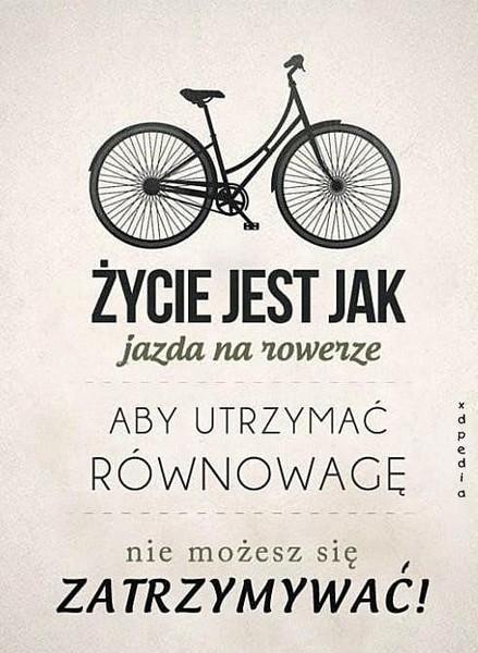 Rolki vs rower
