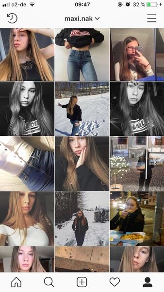 Zeig mir dein Instagram