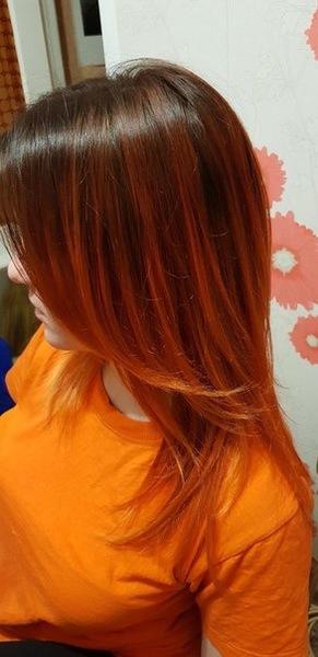 Как ты пришла к решению покраситься Не боишься испортить волосы Волосы конечно