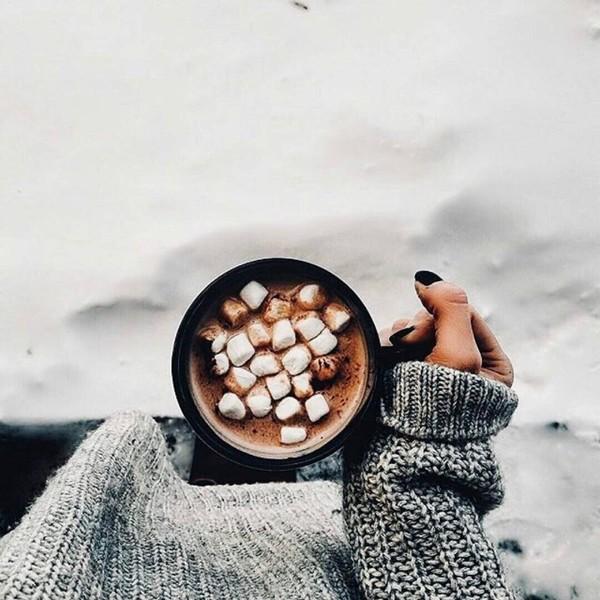 а ты любишь какао