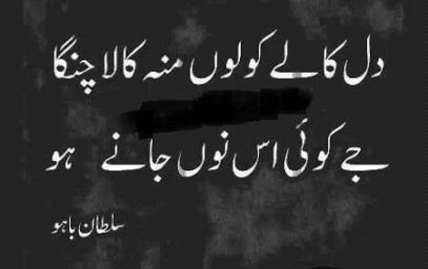 Post a piece of poetry in Punjabi