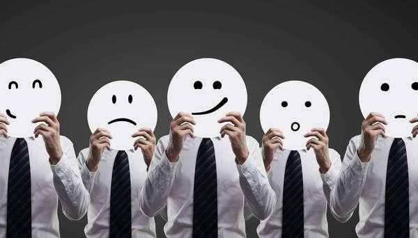 Эмоции   Эмоциональный ли Вы человек  Предпочитаете показывать свои эмоции людям