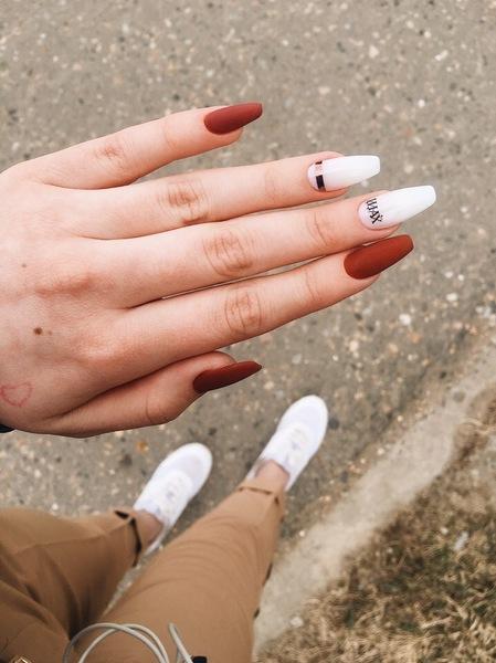 Посоветуйте ногти