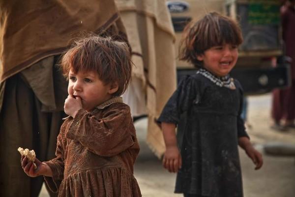 اللهم أطعمهم من جوع و آمنهم من خوف