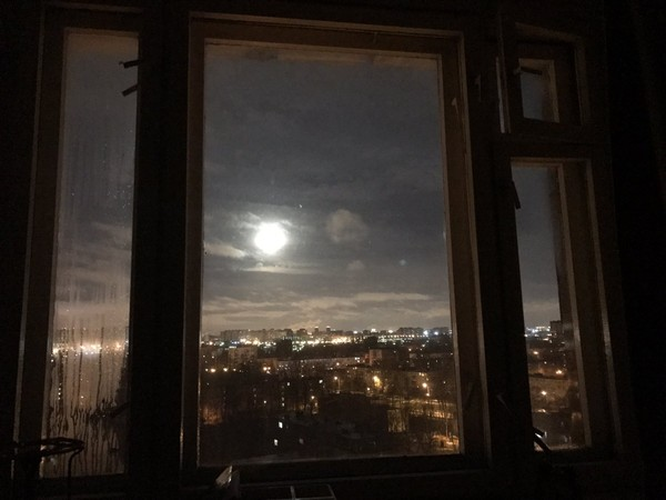 Как часто наблюдаешь за звёздным небом