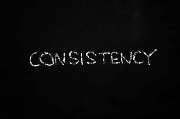 How to become consistent in life  There are two things needed in life which