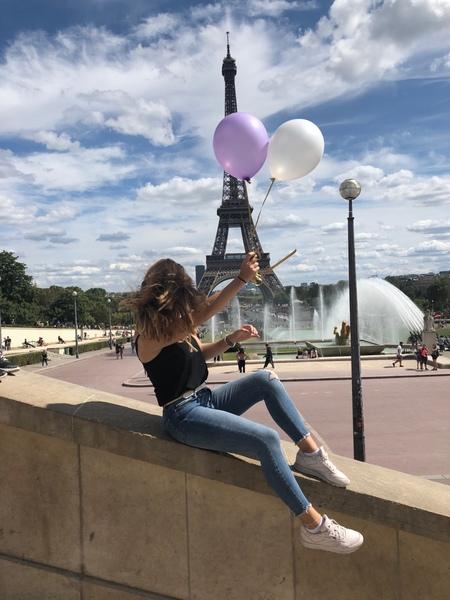 Willst du nach Paris