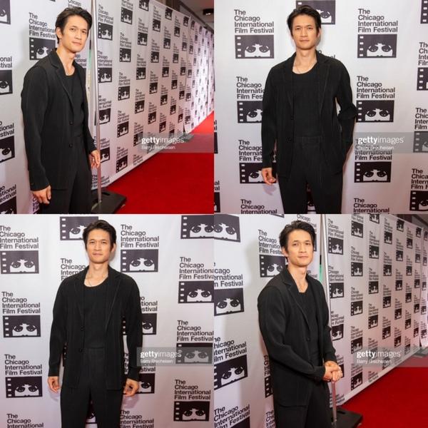 news  Harry podczas Chicago International Film Festival
