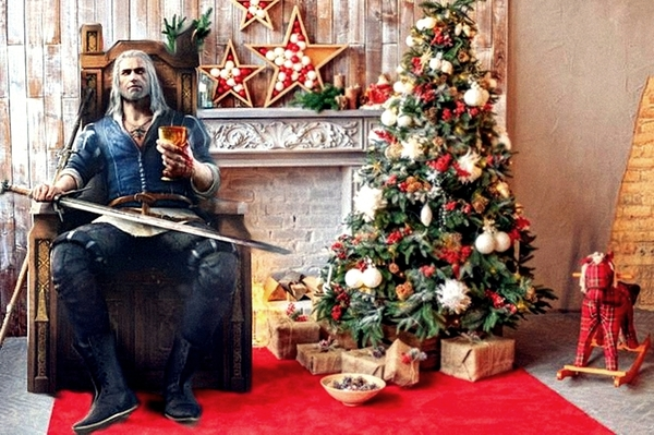 Jak przygotowania do świąt Masz czas na czytanie książki