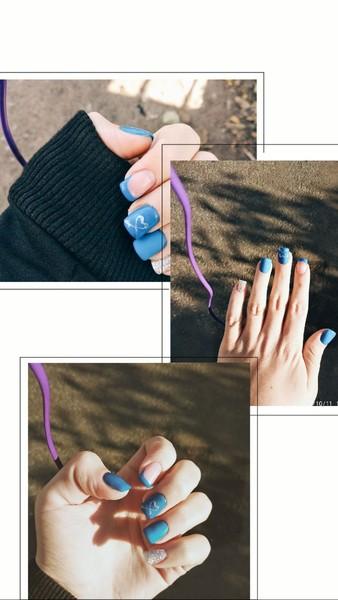 Ты делаешь ногти Покажи свой любимый маникюр