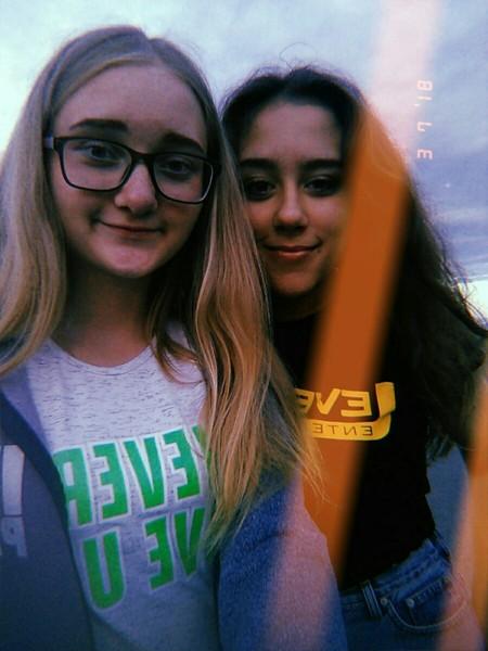 Давно с Лизой дружите