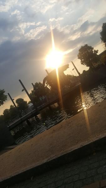 Die beste Zeitpunkt für ein Foto Sonnenaufgang oder Sonnenuntergang