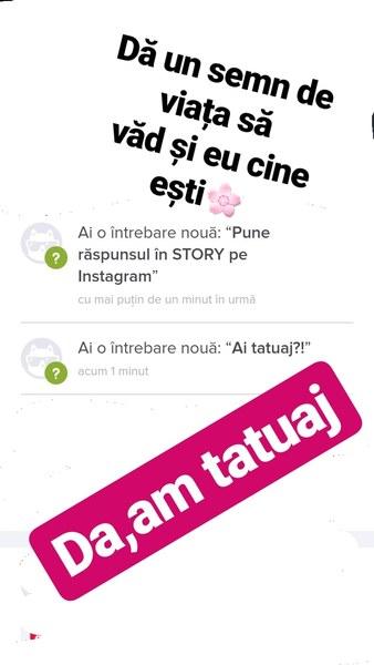 Pune răspunsul în STORY pe Instagram