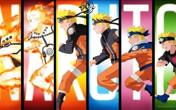 Lubisz Naruto