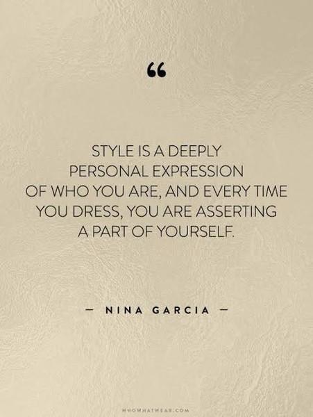 Describe your style