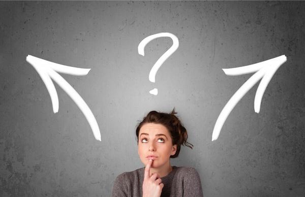 Принимаешь решения легко или долго думаешь Как думаешь это связано с какойто