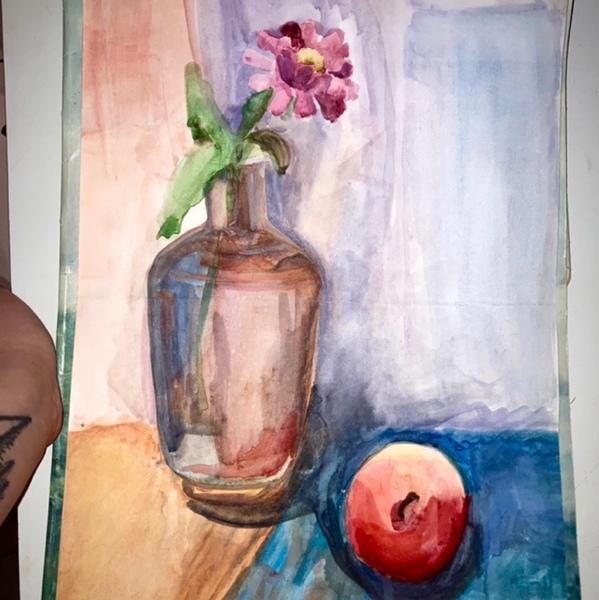 Какой твой любимый художник И добавьте картинку своего шедевра от художника что