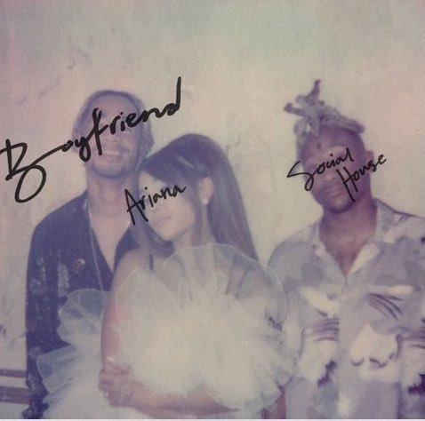 Boyfriend  MUSIC VIDEO  Datum vydání 2 8 2019