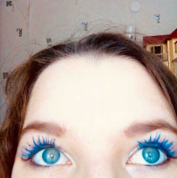 любимый цвет глаз и каким цветом у тебя глаза