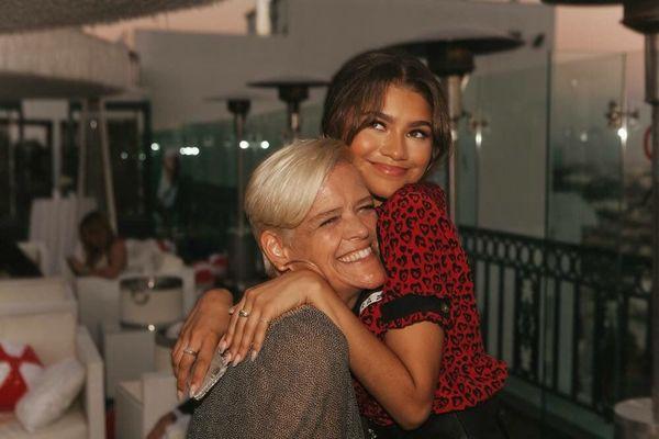 Zdjęcie Zen z mamą