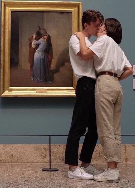 Думаешь ты хорошо целуешься