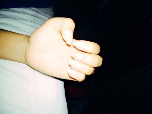 Te comes las uñas