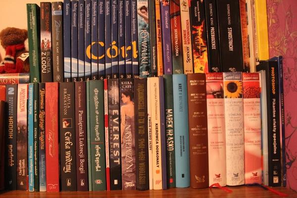 Najciekawsza książka w twojej biblioteczce