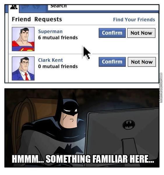 Piątek piątek weekendu początek Co zrobiłby Batman