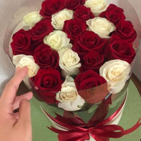 Какие цветы тебе нравятся