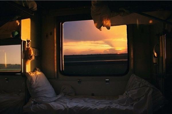 кд  эстетика поездов