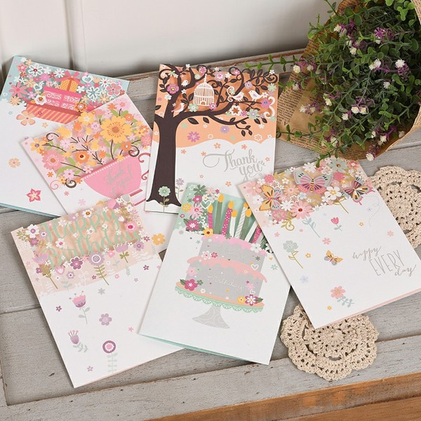 Как Вы относитесь к открыткам на праздники и дни рождения Дарите ли их И
