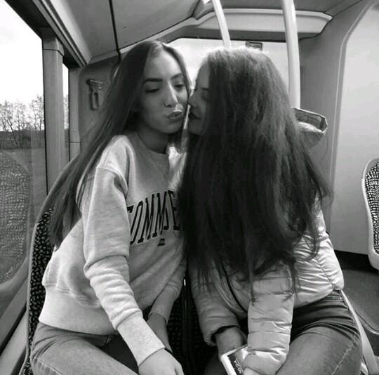 Bild mit deiner besten Freundin