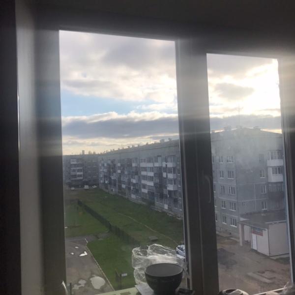 го фото из окна