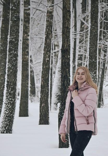 Давай своё зимнее фото