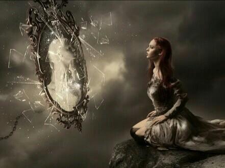 Вам нравится ваше отражение в зеркале ваши фото Умеете принять нужное выражение