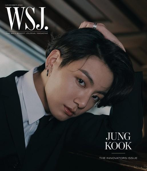 Jungkook  The Wall Street Journal Magazine  November 2020
