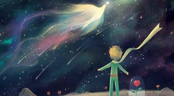 Ölene kadar sorumlusun gönül bağı kurduğun her şeyden  The Little Prince