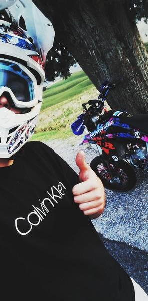 ti piace andare in moto