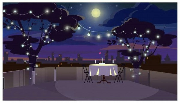 Qué harías para una cena romántica