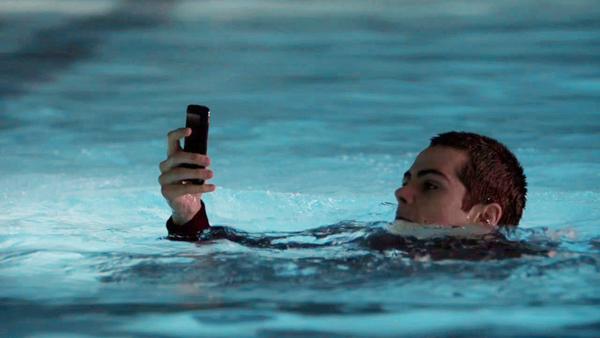 Poproszę zdjęcie w wodzie D