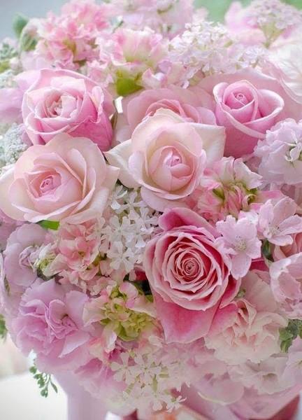 С 8 марта дорогие девушки  Пусть каждый день в году будет наполнен ароматом