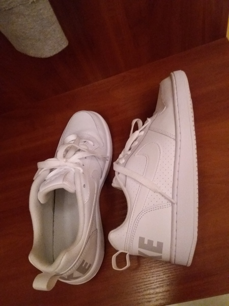 Pokaż te białe buty